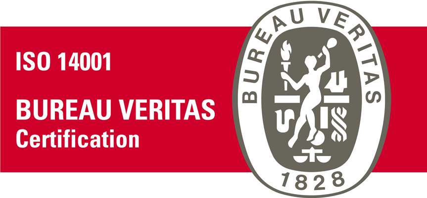 BV Certification ISO14001p