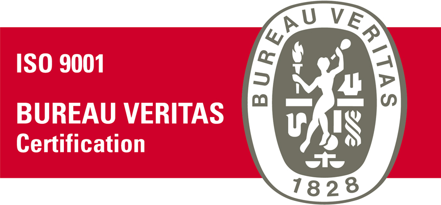 BV Certification ISO9001 p